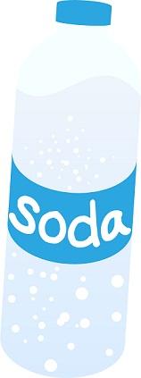 美味しそうなソーダ