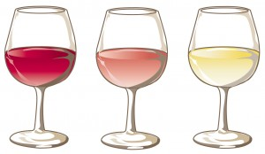 赤ワインの白ワインの2つの違いとは!?飲みやすさはどっちがいい?