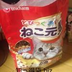 猫の好きな餌