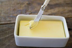 バターとマーガリンの画像